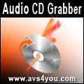 AVS Audio CD Grabber