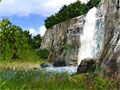 3D Waterfall Screensaver Giveaway