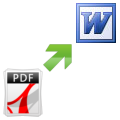 PDF to Word converter