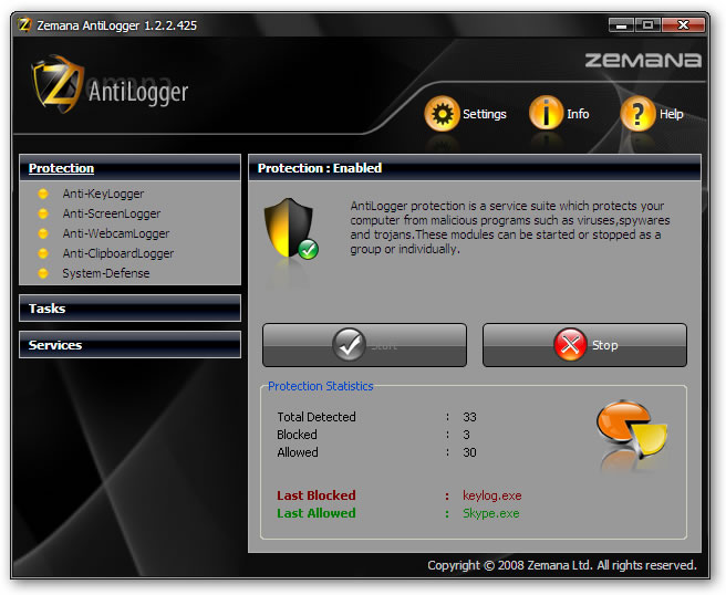 Zemana antilogger download (2019 latest) for windows 10, 8, 7.