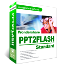 Wondershare PPT2Flash Standard Giveaway