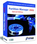 Paragon Partition Manager 2009 Special Edition (English Version) Giveaway