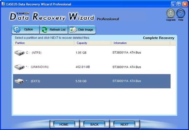 baixar easeus data recovery wizard