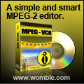 Womble MPEG-VCR Giveaway
