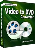 Wondershare Video to DVD Converter Giveaway