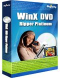 WinX DVD Ripper Platinum Giveaway