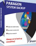 Paragon System Backup 9.5 alt