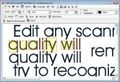 Scanned Text Editor 1.0 Giveaway