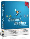 Convert Genius v3.8.0.2 برنامج تحويل الفديوهات في نسخة جديدة