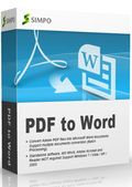 Simpo PDF to Word Giveaway