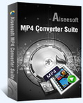 Aiseesoft MP4 Converter Suite Giveaway