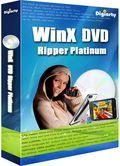 WinX DVD Ripper Platinum 6.0 (rerun) Giveaway