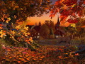 Autumn Wonderland 3D Screensaver Giveaway