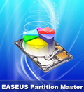 EaseUS Partition Master Professional 9.2.1