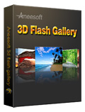 Aneesoft 3D Flash Gallery 2.4 Giveaway