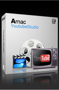 Amac YouTubeStudio (for Mac OS) Giveaway