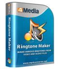 4Media Ringtone Maker for Windows Giveaway