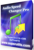 Audio Speed Changer