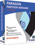 Paragon Partition Manager 11 Personal Special Edition (English Version)  Giveaway