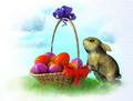 Easter 3D Screensaver