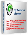 SysResources Manager 11.1