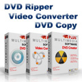 DVD Ripper, DVD Copy and Video Converter
