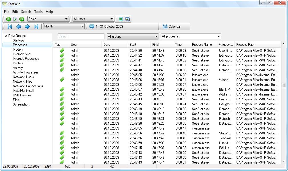 StatWin Professional - 监测系统性能丨反斗限免