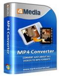 4Media MP4 Converter