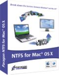 Paragon NTFS 9.0 for Mac OS X Special Edition (English Version) Giveaway