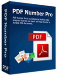 A-PDF Number Pro Giveaway