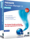 Paragon Partition Manager 11 Special Edition (English Version)  Giveaway