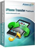 Aiseesoft iPhone Transfer Platinum Giveaway