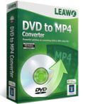 Leawo DVD to MP4 Converter 4.3 alt