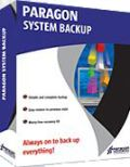 Paragon System Backup Special Edition 10.5 alt
