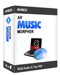Enjoy Music With AV Music Morpher