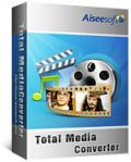 Aiseesoft Total Media Converter 6.2.26 Giveaway