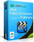 urex video converter platinum box shot