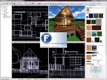 3d architecture program