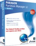 Paragon Partition Manager 12 Home Special