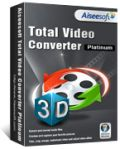 Aiseesoft Total Video Converter Platinum Giveaway
