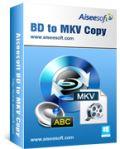 Aiseesoft BD to MKV Copy - идеальное решение для копирования Blu-ray в файл MKV без потери качества и повреждения саундтреков/ субтитров.