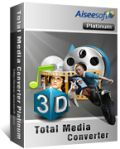 Aiseesoft Total Media Converter Platinum 6.3.28 Giveaway