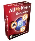 AllMyNotes Organizer Deluxe Edition 2.70 Giveaway