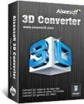 Aiseesoft 3D Converter может конвертировать обычные 2D и 3D видео файлы.