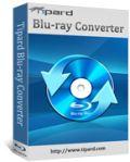 Tipard Blu-ray Converter конвертирует диски Blu-ray или файлы Blu-ray m2ts в форматы DivX, MP4, AVI, 3GP, MPEG, FLV, и HD.