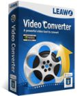 Leawo Video Converter  для конвертации обыкновенного видео и HD