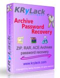 KRyLack Archive Password Recovery 3.47 Giveaway