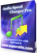 Audio Speed Changer Pro 1.5 Giveaway