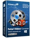 Aiseesoft Total Video Converter Platinum 7.1.8 Giveaway