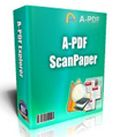 A-PDF Scan Paper 4.2 Giveaway
